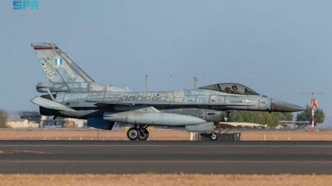 أف-16 يونانية