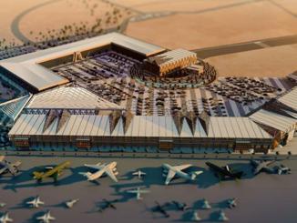 تصور لمعرض الدفاع الدولي الذي سيقام في السعودية في آذار 2022