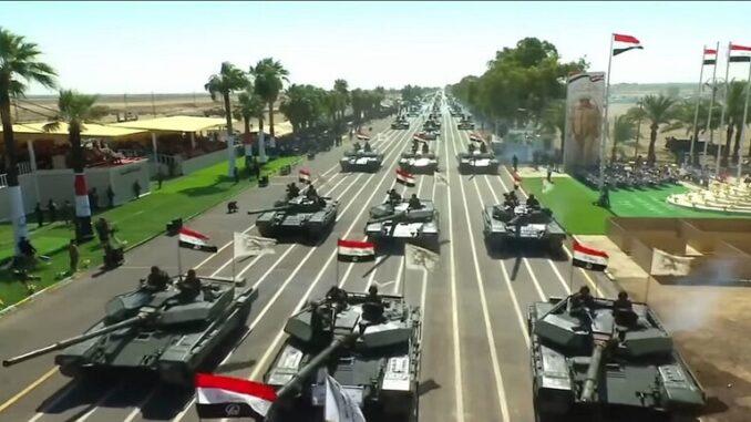 """دبابات """"تي - 72 إم 1"""" المطورة في العراق"""