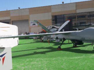 صورة خاصة من معرض IDEF الدفاعي في 2019