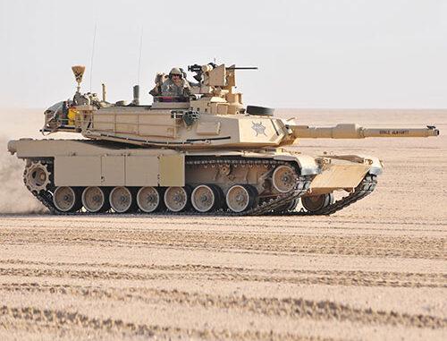دبابات M1A2K