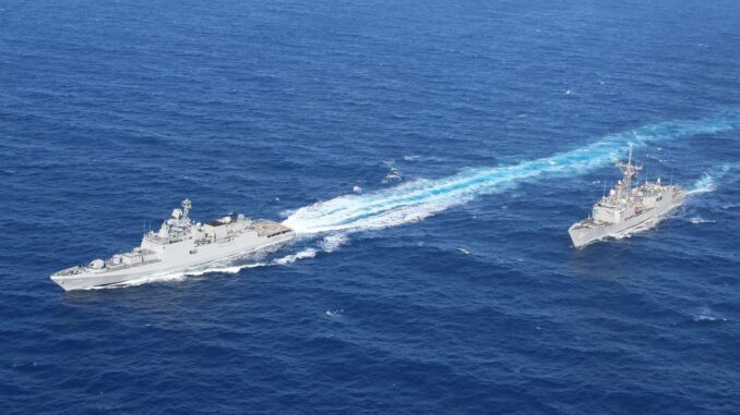 البحرية المصرية