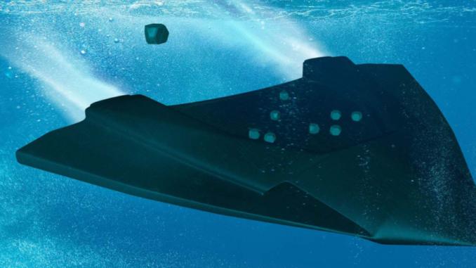 تصور للسفن الحربية البريطانية المستقبلية